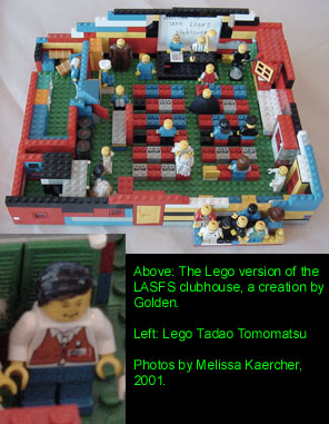Lego LASFS Clubhouse