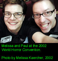Melissa and Paul