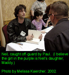 Neil and Paul